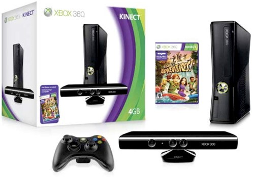 Kinect deve prolongar a vida do Xbox 360