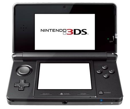 Nintendo 3DS será comercializado no começo do ano que vem
