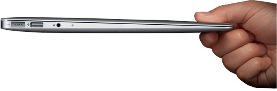 Novo modelo do MacBook Air