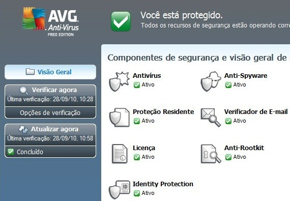 AVG Antivírus