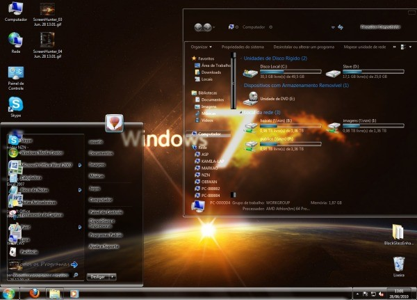 In Vitro for Windows 7