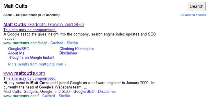 Nova ferramenta de segurança do Google