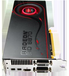 Radeon HD 6870 é a mais indicada