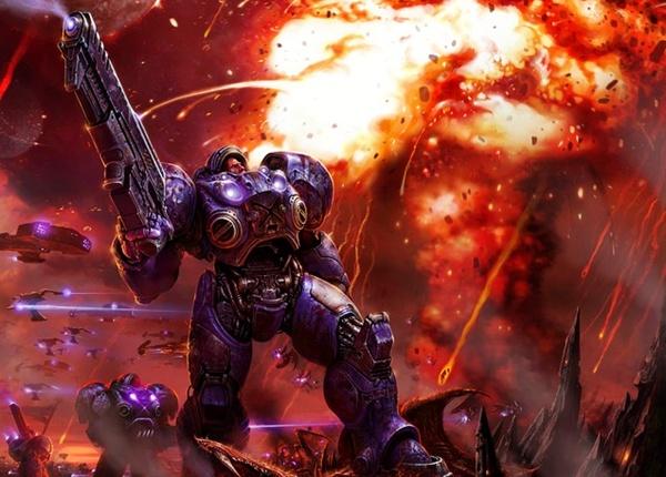 É Starcraft!