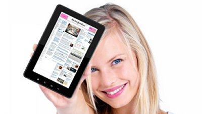 Novos tablets para quem não gostou do iPad e do Galaxy Tab