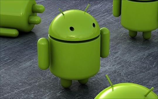 O Android pode ter data de lançamento definida.