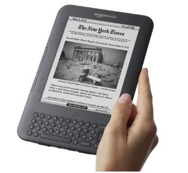 Kindle bate record de vendas.