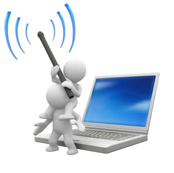 Melhore o sinal da sua rede sem fio.