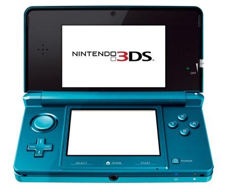 Nintendo alerta para risco de uso do 3DS para menores de 6 anos de idade. Foto: Divulgação/Nintendo.