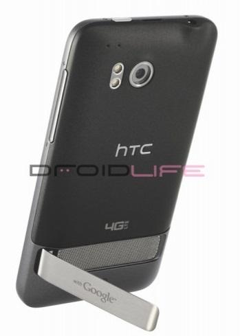 HTC Thunderbolt: com direito a