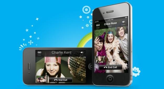Videoconferências agora também para iPhone