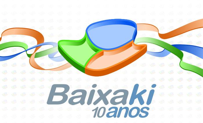 Baixaki completou 10 anos!