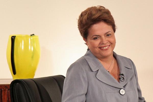 Dilma, a primeira presidenta do Brasil