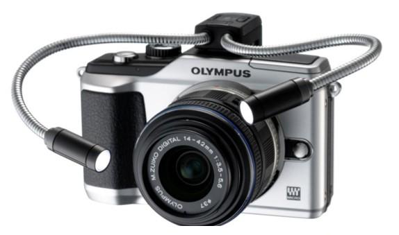 Nova câmera da Olympus