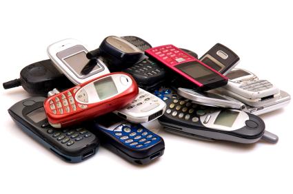 Apenas um celular simples com firmware alterado