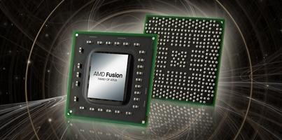 A nova linha de processadores AMD.