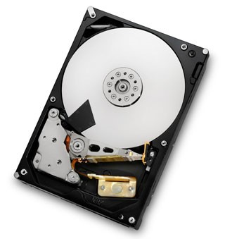 Novo disco Deskstar 7K3000 da Hitachi