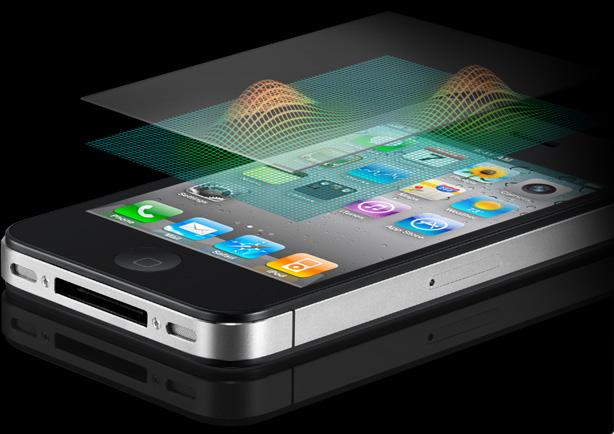 Tela do iPhone 4 é fabricada pela LG