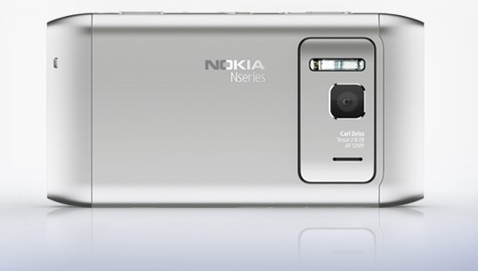A câmera do Nokia N8 é de alto valor
