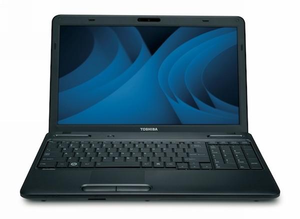Novo notebook da Toshiba com processador AMD Fusion