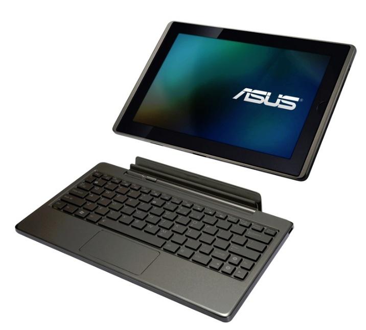 Eee Trasformer, que separa o teclado e trackpad da tela