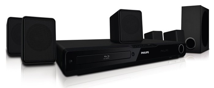 Novos Home Theaters