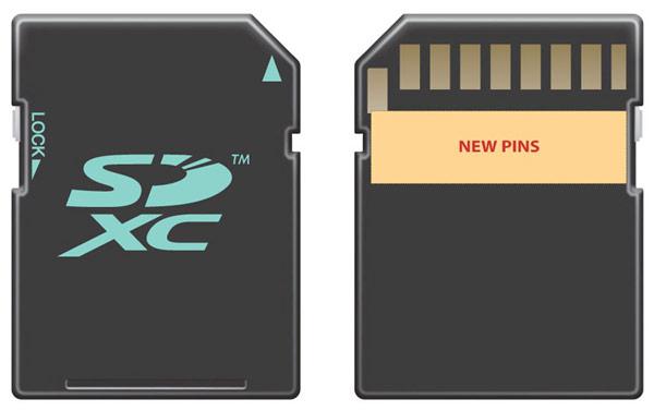 Novos cartões SD terão o triplo de velocidade