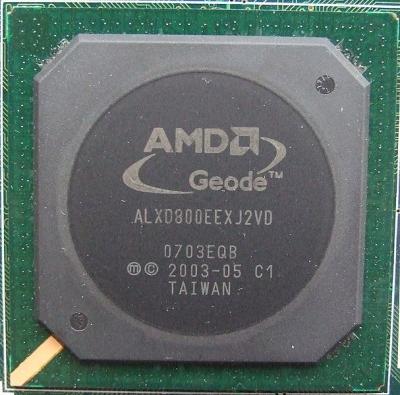 AMD Geode, processador x86 compatível