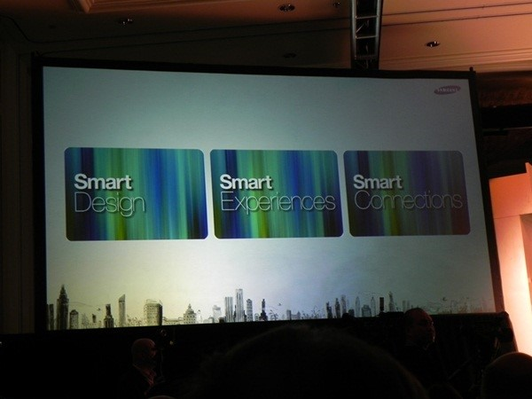 Lema da Samsung para 2011