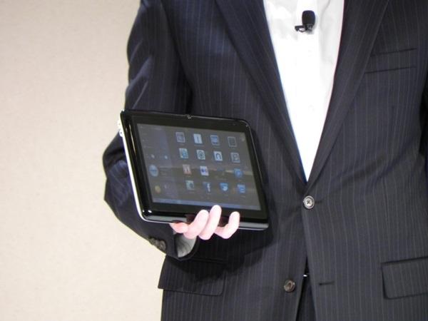 Sliding PC 7 Series, o tablet que se transforma em notebook