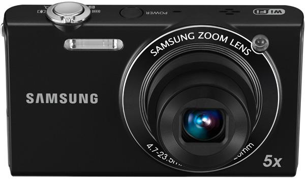 SH100, camera digital compacta com sistema Android
