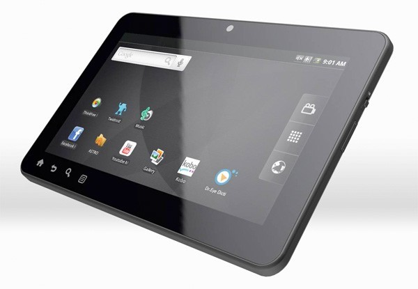 Tablet Velocity Micro Cruz