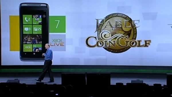 Fable ganha versão exclusiva para Windows Phone 7