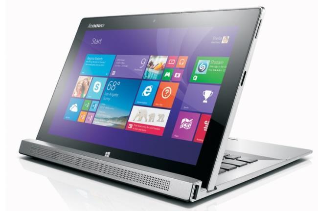 Lenovo revela o tablet de tr s modos thinkpad 8 na ces for O tablet price list 2014