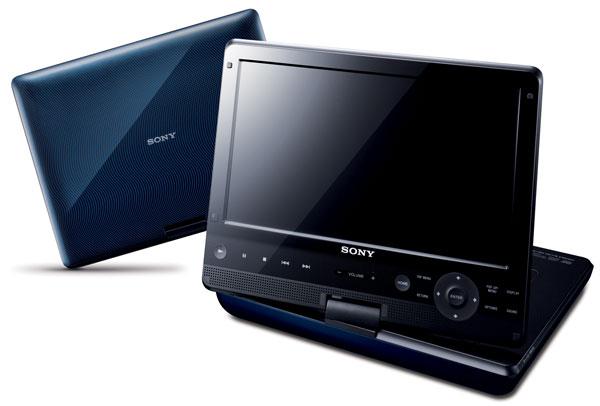 Sony lança cinco novos BD players, inclusive um modelo portátil. Foto: Divulgação