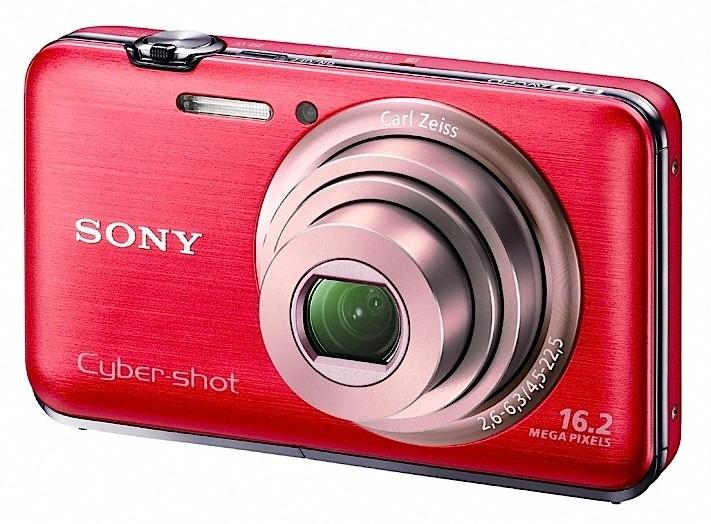 Sony inova em cameras digitais.