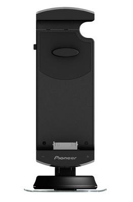 Pioneer e seu suporte para iPhone
