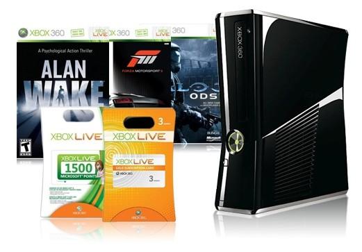 Xbox mais brindes