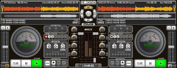 DJ Promixer Free