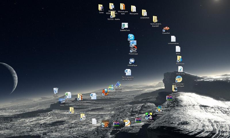 My Cool Desktop