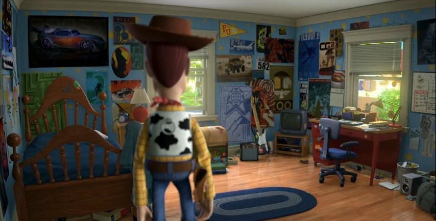 Woody, o cowboy de Toy Story