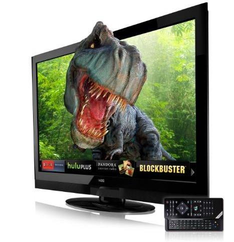 Televisão com VIZIO Internet Apps
