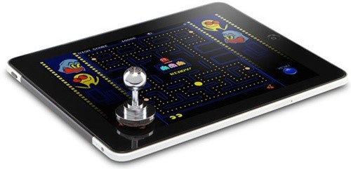 Visual do joystick