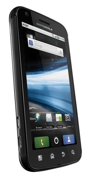 Motorola Atrix: até 48 GB de armazenamento!