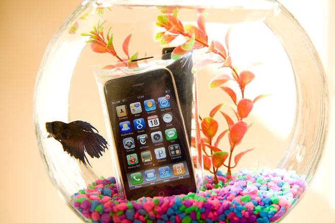 Protetor para  o iPhone