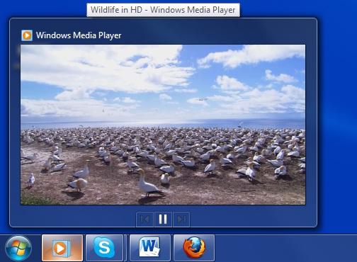 Que tal uma visualização maior de vídeos em miniaturas?