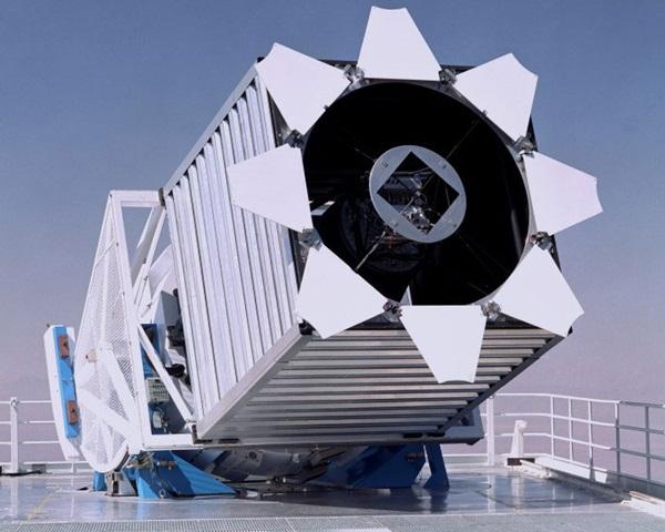 Telescópio usado pelo SDSS