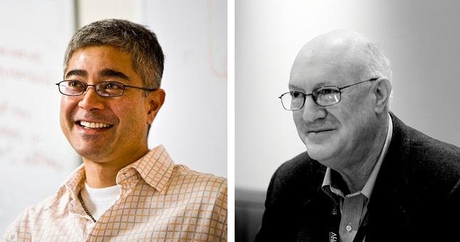 Kul Wadhwa e Stephen Crocker já confirmaram presença na Campus Party Brasil 2011. Fonte das imagens: Wikipédia
