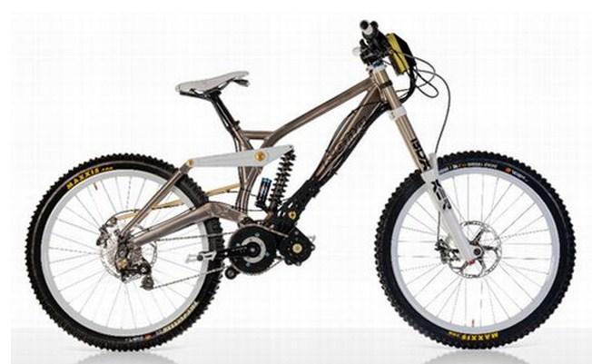 Ego-Kit ajuda você a subir ladeiras em sua bicicleta downhill. Fonte da imagem: Divulgação / Ego-Kit