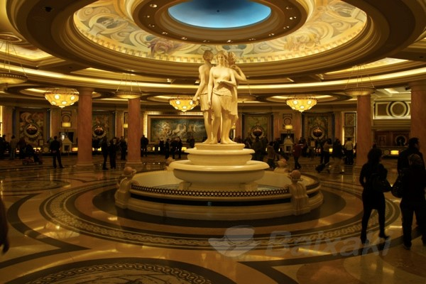 Hall do Caesars Palace